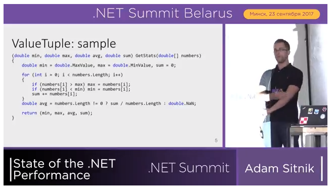 02 - State of the .NET Performance