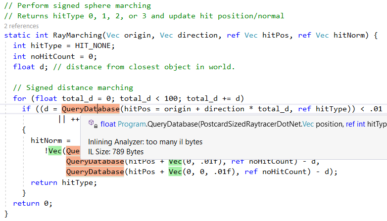 Is C# a low-level language? · Performance is a Feature!